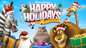DreamWorks Happy Holidays from Madagascar