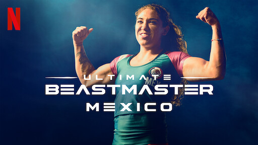 Ultimate Beastmaster Mexico