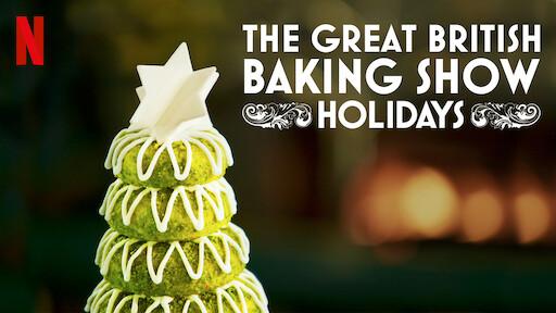 The Great British Baking Show: Holidays