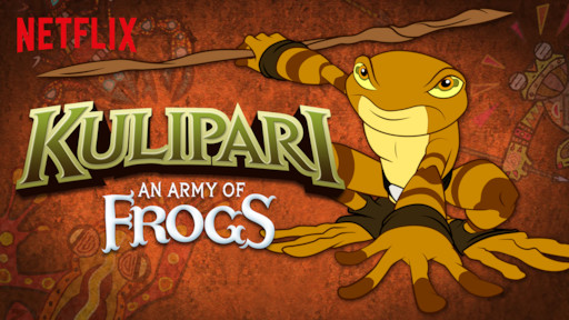 Kulipari: An Army of Frogs
