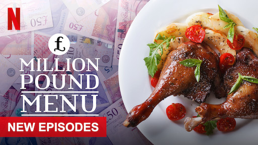 Million Pound Menu
