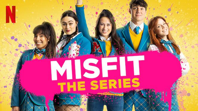 Misfit: The Series on Netflix USA