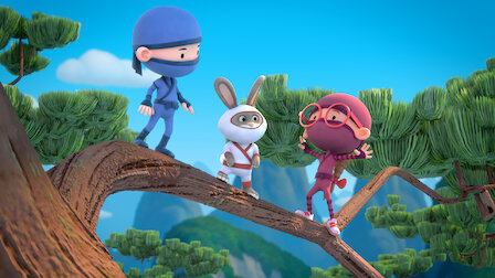 Watch Cottontail Ninja. Episode 1 of Season 1.