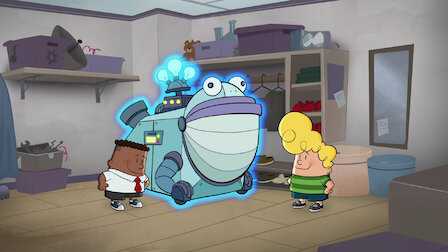 Watch Captain Underpants and the Horrible Hostilities of the Homework Hydra. Episode 3 of Season 1.