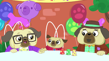 Watch Grandma Pug's Birthday / Puggy House Guest. Episode 4 of Season 2.