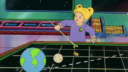 Watch The Magic School Bus Out of This World. Episode 11 of Season 2.