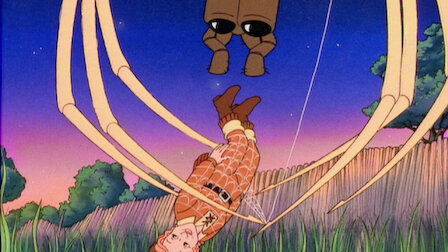 Watch The Magic School Bus Spins a Web. Episode 2 of Season 3.