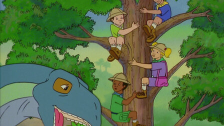 Watch The Magic School Bus and The Busasaurus. Episode 4 of Season 2.