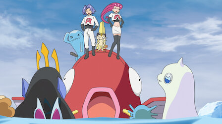 Watch The Sinnoh Iceberg Race!. Episode 8 of Season 1.