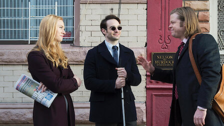 Watch Daredevil. Episode 13 of Season 1.