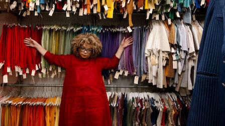 觀賞露絲·卡特:服裝設計。第 2 季第 3 集。