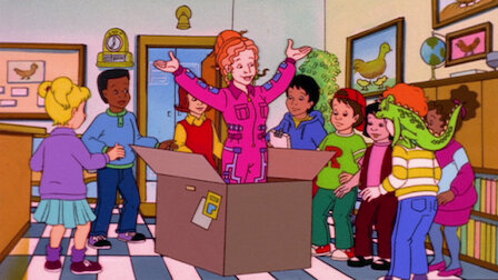 Watch The Magic School Bus Gets Programmed. Episode 13 of Season 4.