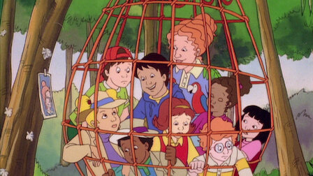 Watch The Magic School Bus In the Rain Forest. Episode 12 of Season 3.