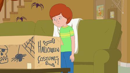 Watch 'F' is for Halloween. Episode 4 of Season 1.
