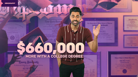 Watch Is College Still Worth It?. Episode 6 of Season 6.