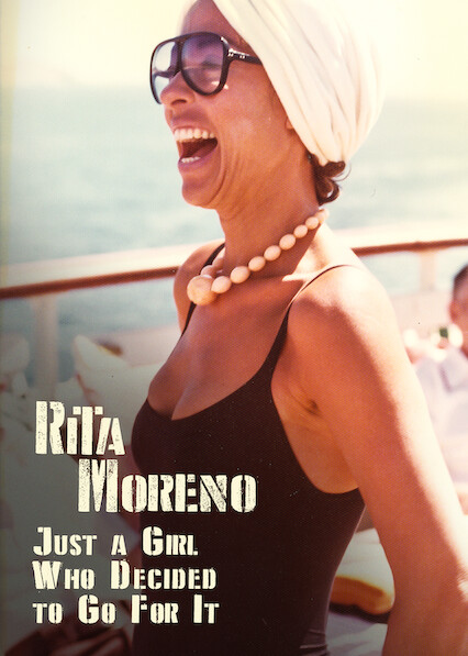 Rita Moreno: Just a Girl Who Decided to Go for It on Netflix USA