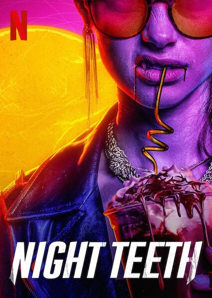 Night Teeth on Netflix USA