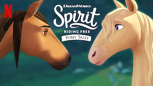 Spirit Riding Free: Pony Tales