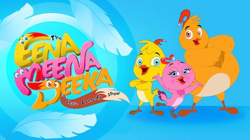 The Eena Meena Deeka Chase Comedy Show