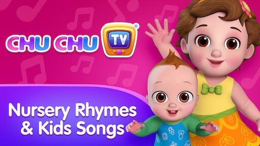ChuChu TV Nursery Rhymes & Kids Songs (English)