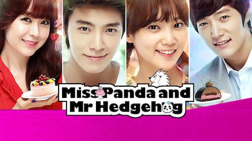 Miss Panda & Mr. Hedgehog