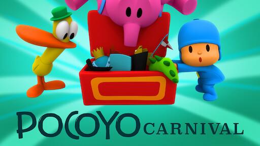 Pocoyo Carnival