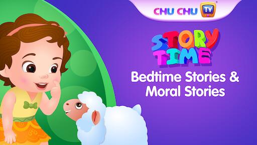ChuChuTV Bedtime Stories & Moral Stories for Kids (English)