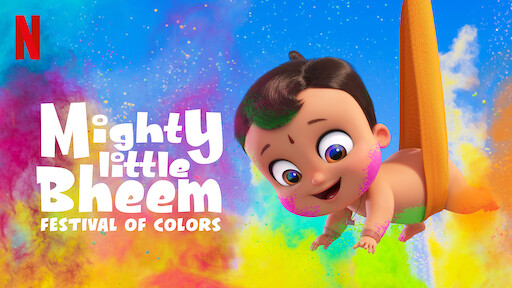 Mighty Little Bheem: Festival of Colors
