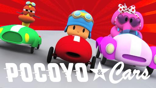 Pocoyo & Cars