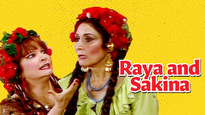 Raya and Sakina