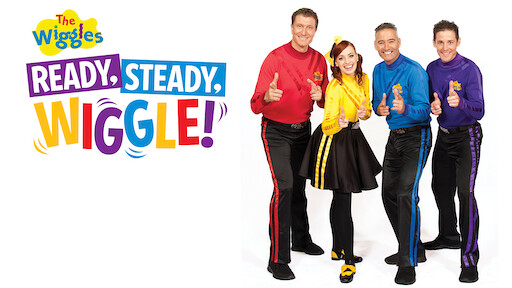 The Wiggles: Ready, Steady, Wiggle