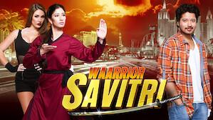 Waarrior Savitri