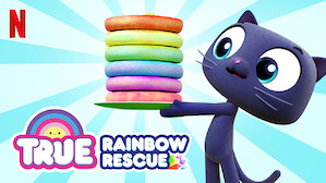 True: Rainbow Rescue