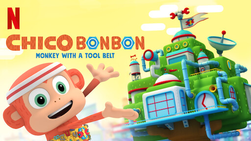 Chico Bon Bon: Monkey with a Tool Belt